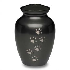 """Paws to Heaven"" Pet Cremation Urn - Large"