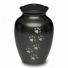 """Paws to Heaven"" Pet Cremation Urn - Medium"