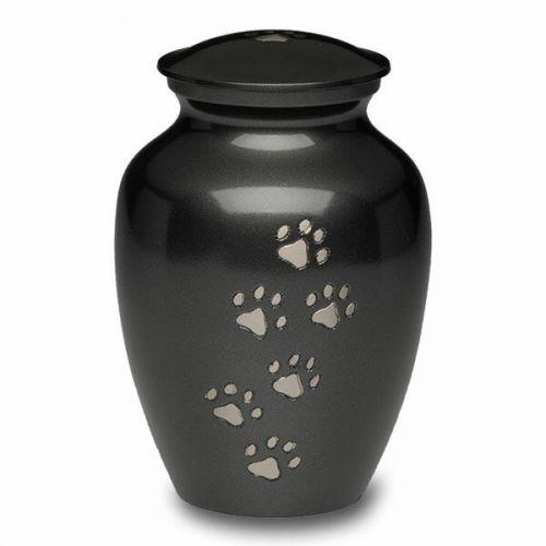 """Paws to Heaven"" Pet Cremation Urn - Medium -  - B-1651-M"