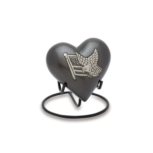 American Pride - Keepsake Hearts -  - 9966-H