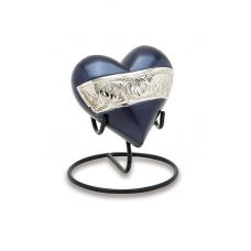 Berkshire Silver & Black - Keepsake Hearts