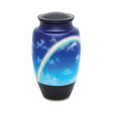 Rainbow - Adult - Cremation Urn 210 Cu. In.