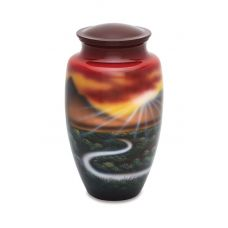 River Bend - Adult - Cremation Urn 210 Cu. In.