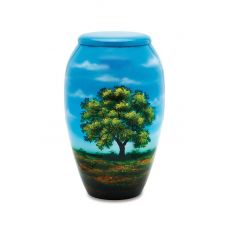 Lone Tree - Adult - Cremation Urn 210 Cu. In.