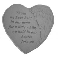Those We Have... All Weatherproof Cast Stone Memorial