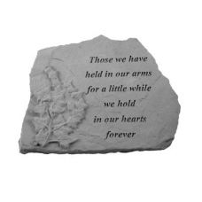 Those We Have... w/Ivy All Weatherproof Cast Stone Memorial