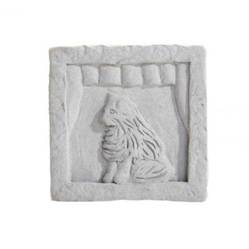 Window  w/Cat...Fairy Window All Weatherproof Cast Stone - 707509340278 - 34027