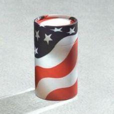 American Flag: 20 cu. in.