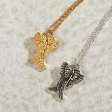 Angels Wings Keepsake Cremation Pendant