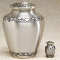 Avalon Brass Keepsake Cremation Urn