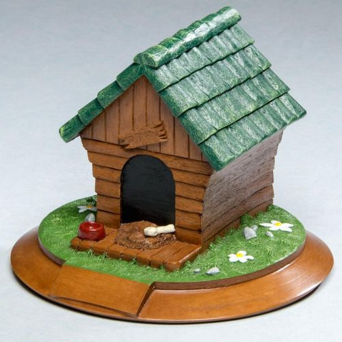 Backyard Doghouse Cremation Urn -  - 793002
