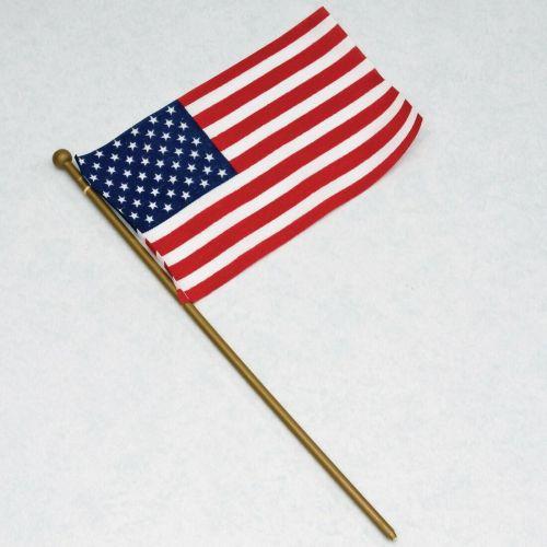 Basic American Stick Flag -  - 52604