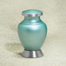 Bermuda Breeze: 5 cu. in. Cremation Urn