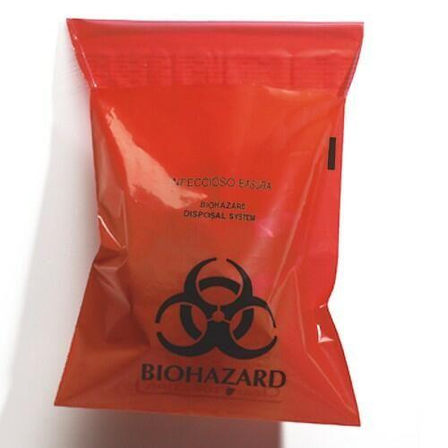 Biohazard Polybag -  - 562378