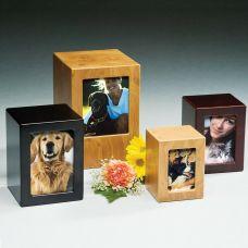 Black Moments: 25 cu. in. Cremation Urn