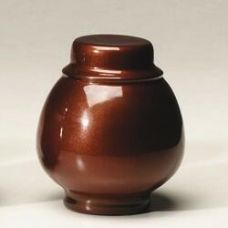 Brown Coronet: 33 cu. in. Cremation Urn