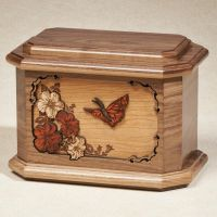 Butterfly Cremation Urn