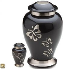 Butterfly Tribute Cremation Urn