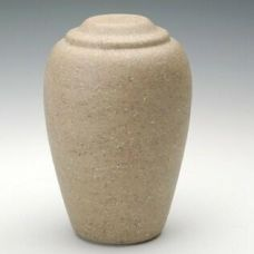 Catalina Granite Eldridge: 36 cu. in. Cremation Urn