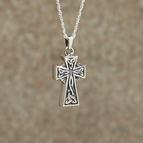 Celtic Cross Keepsake Jewelry Pendant -  - 887034