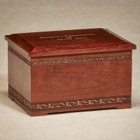 Cherry Memory Box Cremation Urn