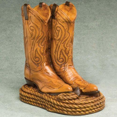 Cowboy Boots Cremation Urn -  - 531308