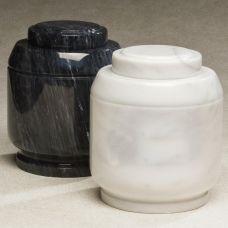 Crest Marble Cremation Urn