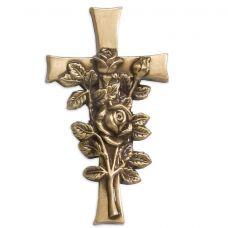 Cross & Roses Applique