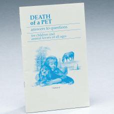 Death of a Pet Book