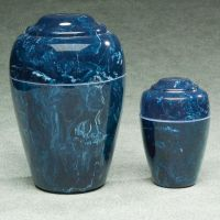 Eldridge Simulated Marble & Granite Cremation Urn