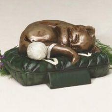 Feline Dreams Cremation Urn