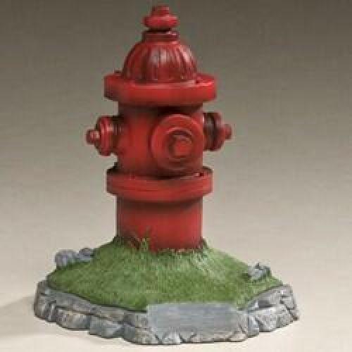 Fire Hydrant Cremation Urn -  - 529465