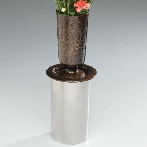 Grecian Series Cemetery Vase -  - 409111
