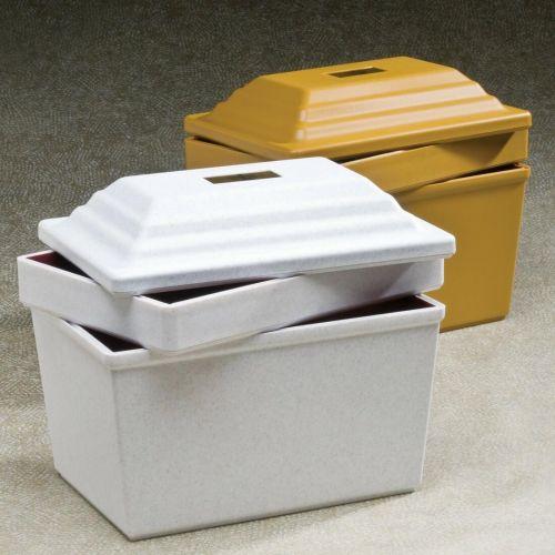 Guardian Polystyrene Cremains Vault w/Optional Riser -  - 515240