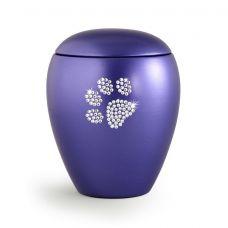 Impressions Paw Print Cremation Urn