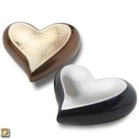 Keepsake Heart Cremation Urn