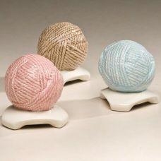 Kitty's Ball of Yarn Cremation Urn