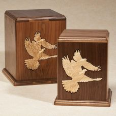 Love Birds Cremation Urn