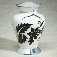 Melrose Print Cremation Urn