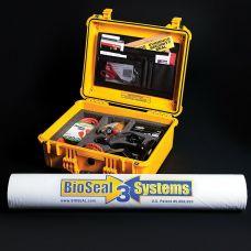 Mortuary BioSeal: Portable System