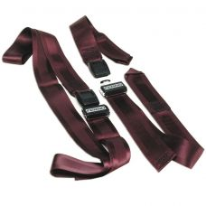 Mortuary Cot & Stretcher Restraint Straps
