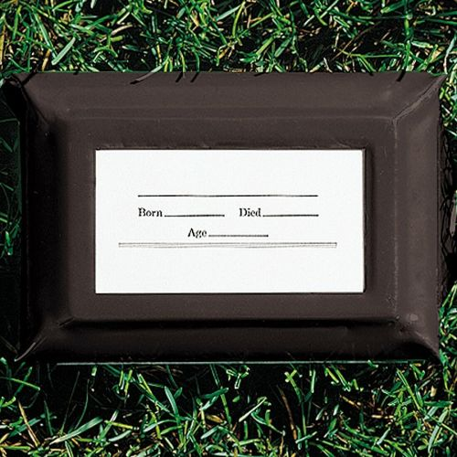 Mortuary Norman Series Ground Level Markers -  - 84093002