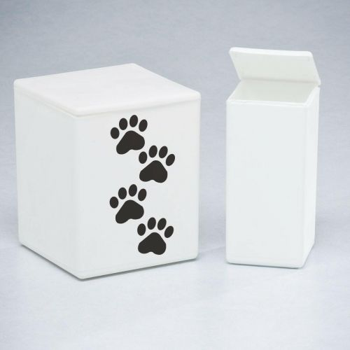Mortuary White Plastic Temporary Container -  - 570745