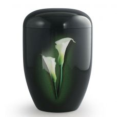 Night Blooms Cremation Urn