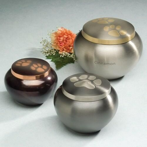 Paw Print Odyssey Series Cremation Urn -  - 780900