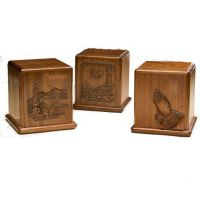 Relief Series Cremation Urn