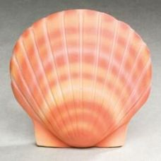 Shell Deep Water Biodegradable-Cremation Urn