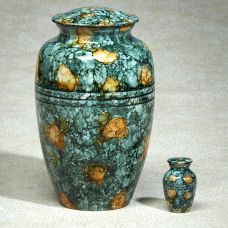 Spring Meadow Cremation Urn