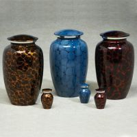 Sunshed Waters Cremation Urn