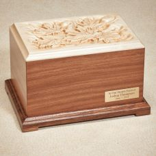 Sweet Maple Cremation Urn